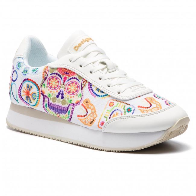 Scarpe Sneakers Desigual Donna SHOES_GALAXY_SKULL 19SSKF08