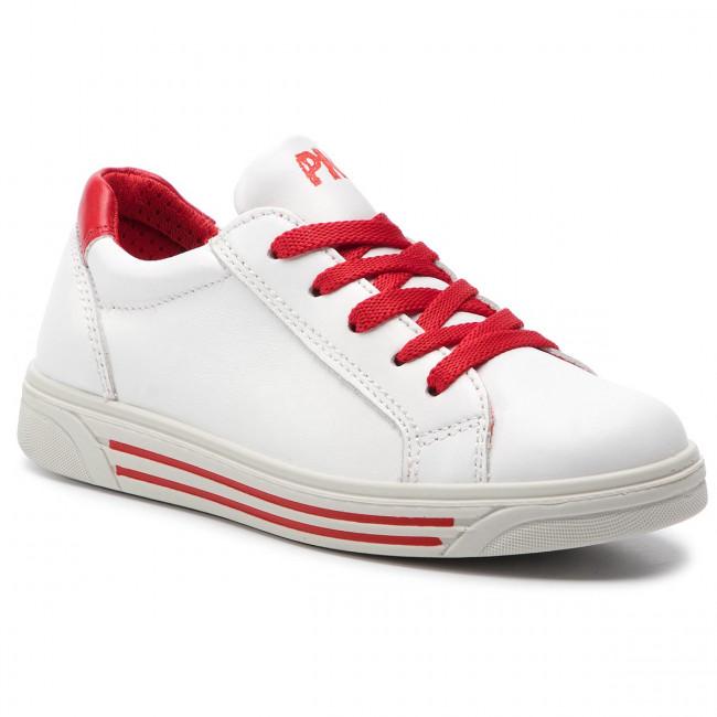 S Sneakers Primigi Basse Scarpe 3383422 Bambino Stringate Bambina Bianc 8mO0wvNn