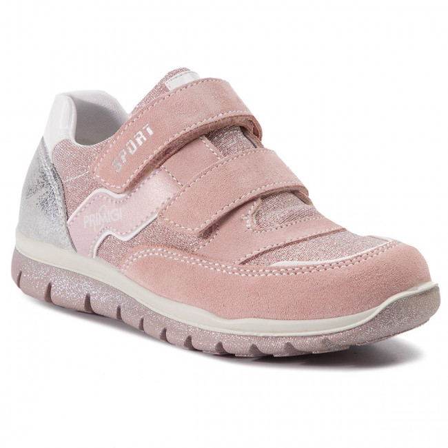 Strappi Primigi S Con Sneakers Bambina Basse 3393411 Scarpe Baby Bambino pzVqUMGS
