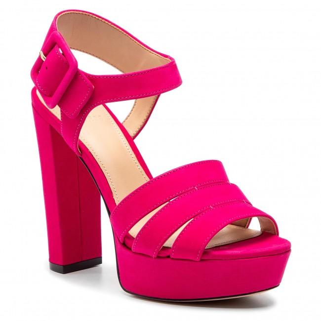 Sandali guess escarpe rosa tacco