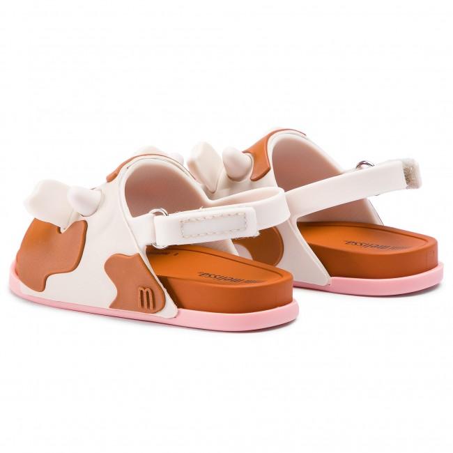 Beige Ciabatte 32405 Sandali Slide brown E Mini Beach Sanda Bambino Bambina Melissa 53340 pink GqpSzUVM