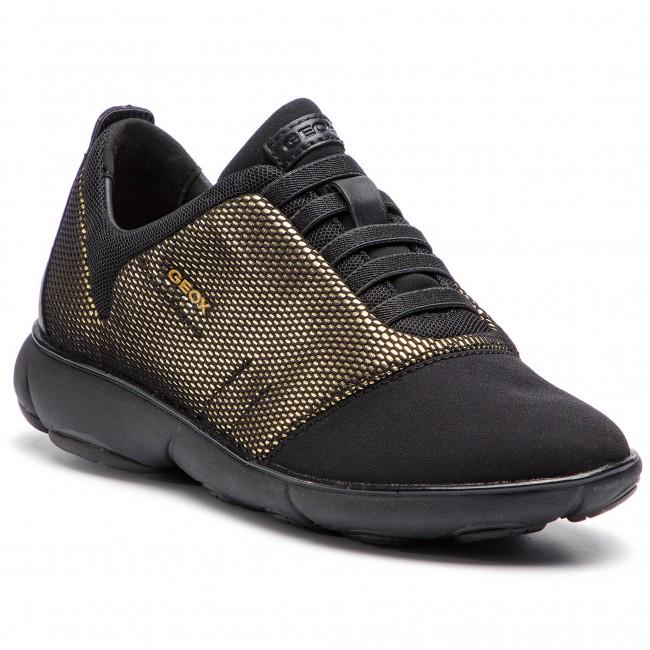 Navy D Blue Nebula Geox On about Womens Glitter Shoes Slip