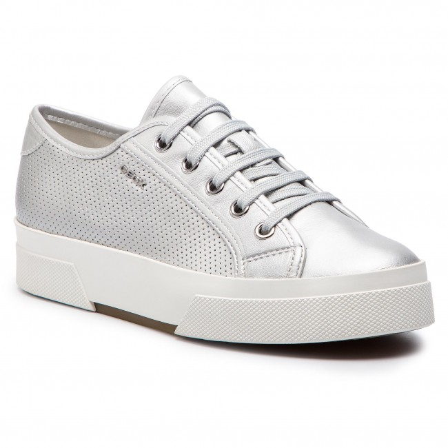 056025a4fe Sneakers GEOX - D Hidence A D7234A 000BV C1007 Silver