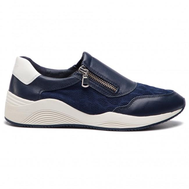 Geox D OMAYA E D820SE (Nero) - Sneakers