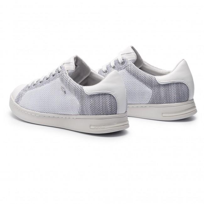 06kbc Donna D821ba Sneakers A C1000 Geox D Basse Scarpe Jaysen White txQCshrd