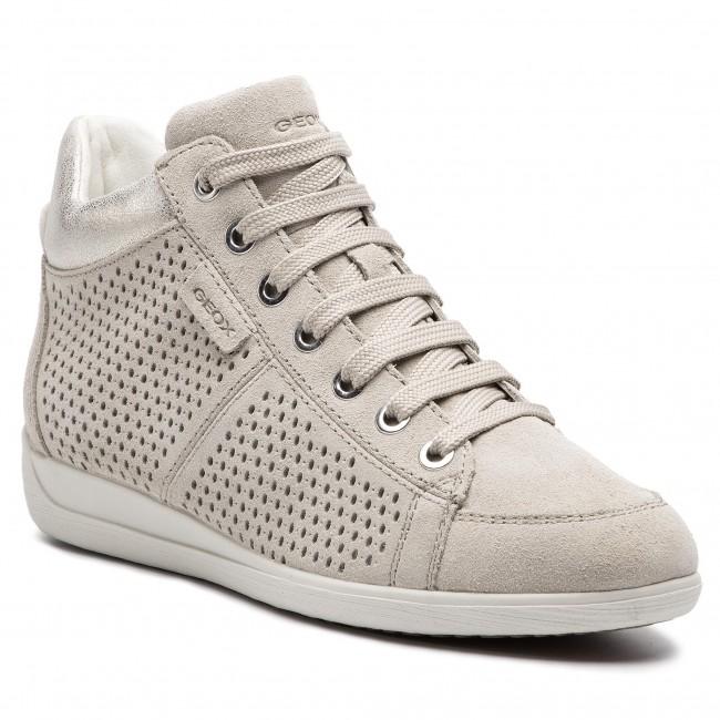 Sneakers GEOX D Myria B D8268B 00022 C6738 Lt Taupe