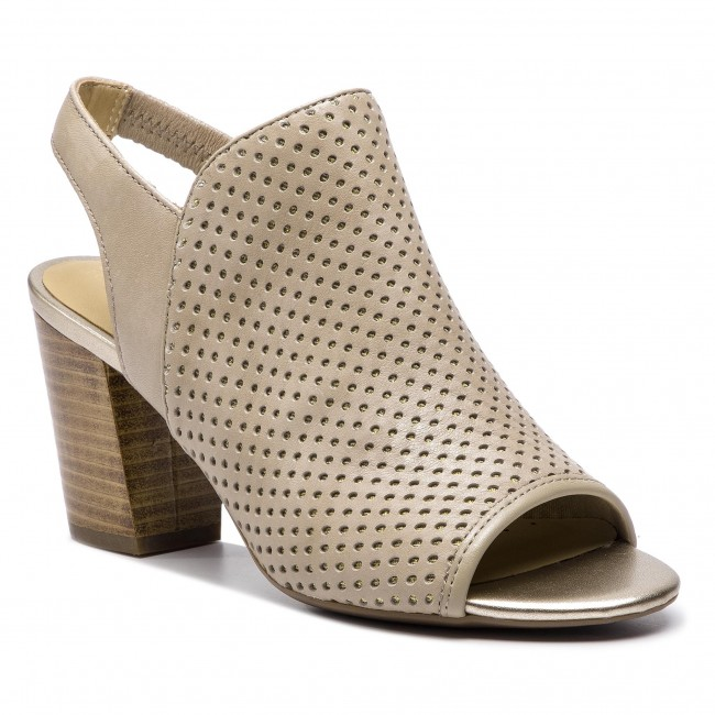 Geox D828ZD 085AS Scarpe Sandalo tacco