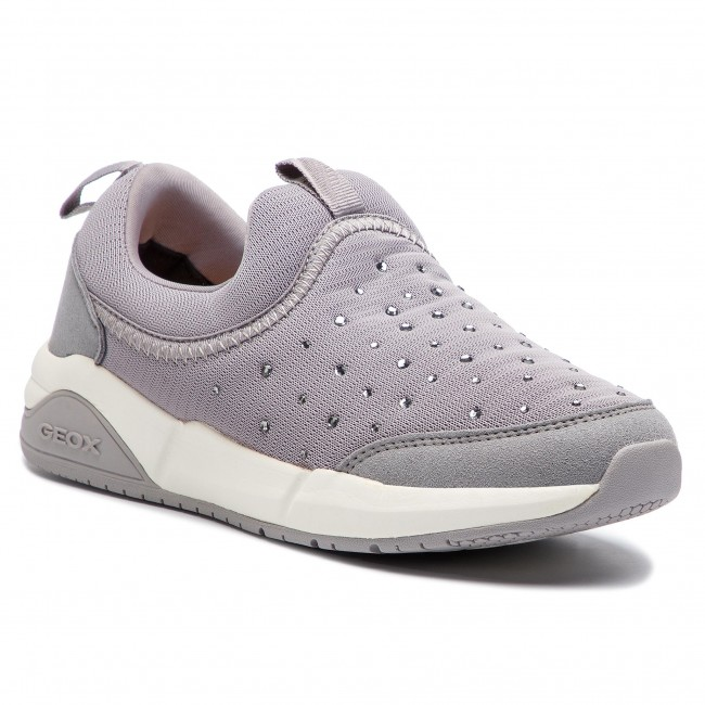 Sneakers GEOX J Hideaki G. C J721XC 011AU C1006 D Grey