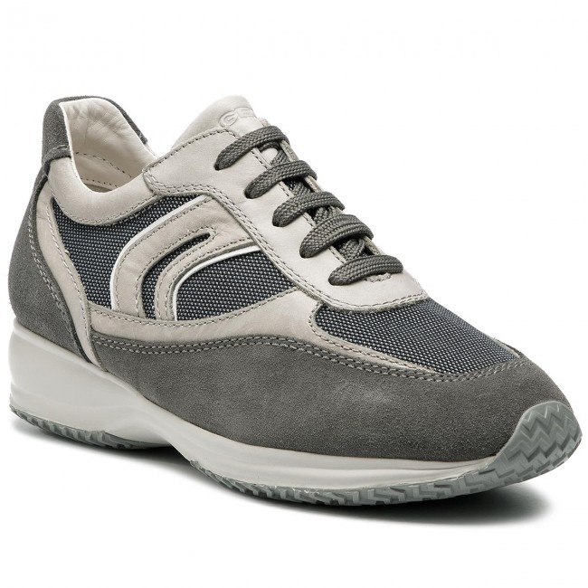 Scarpe basse GEOX U Happy P U0162P 022BE C0244 GreyBlue