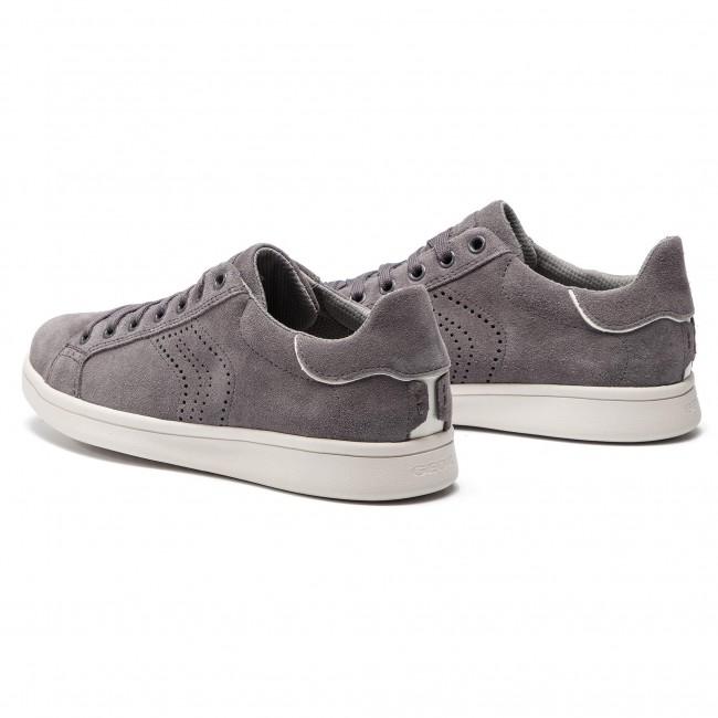 Sneakers GEOX U Warrens B U620LB 00022 C9004 Anthracite