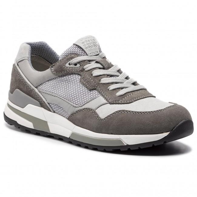 Pensativo Existe neumático  Sneakers GEOX - U Goomter A U722HA 02214 C4416 Ice/Grey - Sneakers - Scarpe  basse - Uomo | escarpe.it