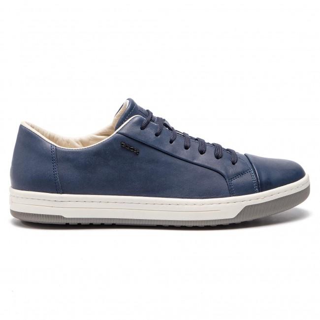 Sneakers GEOX U Rikin A U72W1A 00043 C4343 Lt Navy