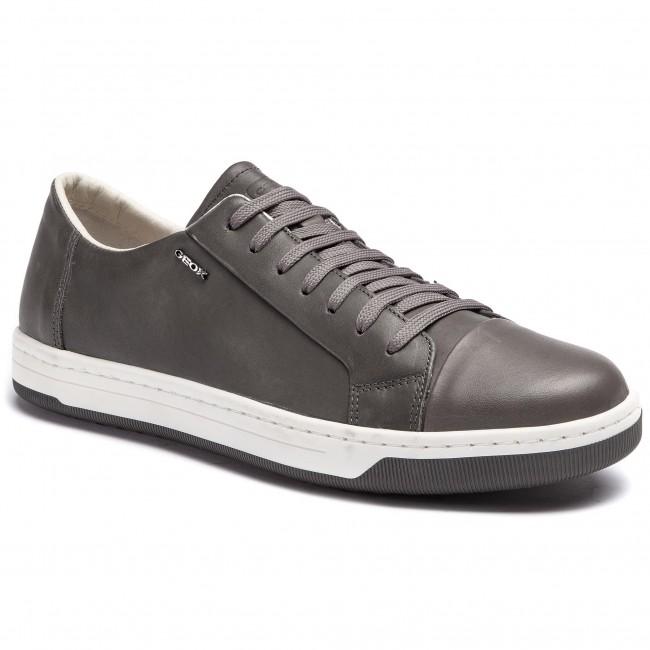 U Anthracite Geox 00043 Sneakers Ricky A C9004 U72w1a bf7y6g
