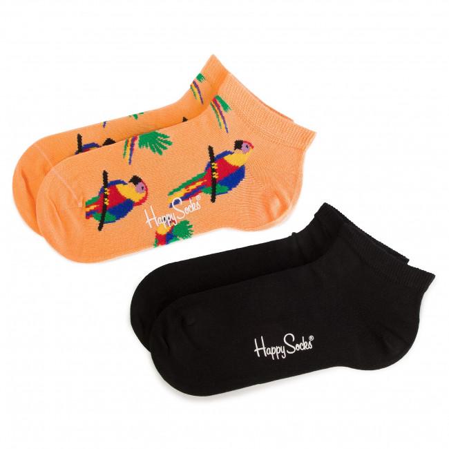 Calzini Happy Accessori Paia Corti Arancione Donna 2 Pro02 Set Di 2700 Unisex Socks Nero Tessili odCxBeQWEr
