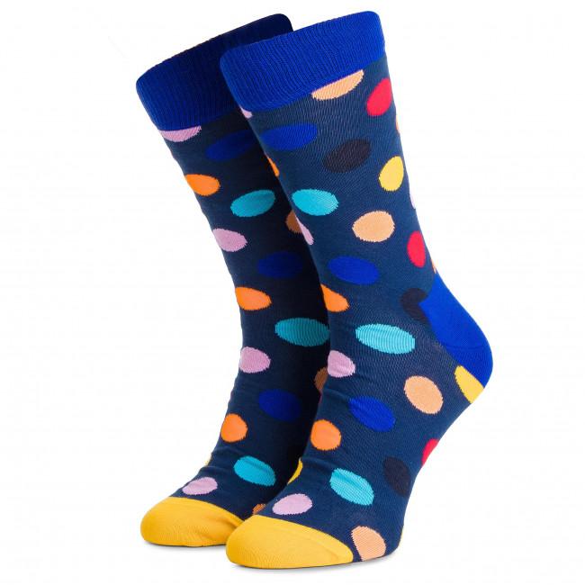 Uomo 7300 Paia Calzini Xfat08 Accessori Lunghi Da Multicolore Tessili 3 Set Happy Socks Di Ifb76yvYg