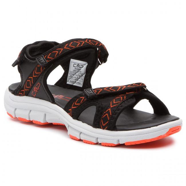 Cmp 38q9946 Sandali Donna Wmn Nero Almaak Sandal Hiking E Giorno Ciabatte U901 Da 8XPkwOn0