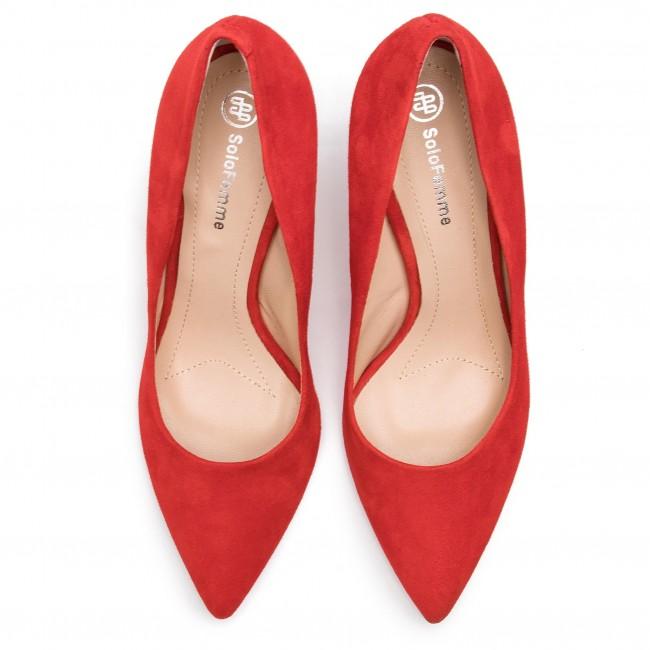 Basse Donna Scarpe Rosso 00 Femme Stiletto 88 04 Stiletti 75403 g13 000 Solo Y7ybfg6v