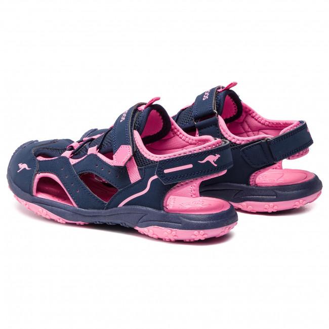 Kangaroos Ciabatte Pink E cali Sandali Navy 4204 D K daisy Bambina 000 Bambino Dk 18336 doWrQCeExB
