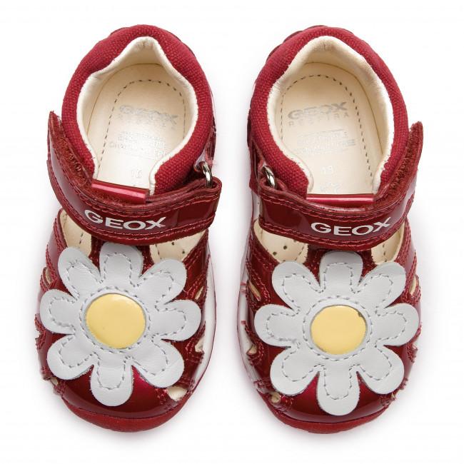 Each Red B Bambina GA white E Sandali Ciabatte B920aa C0003 Geox M 010hi Bambino W9eHYEIDb2