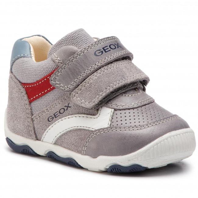 Sneakers GEOX B New Balu' B. C B920PC 0CL22 C1006 M Grey