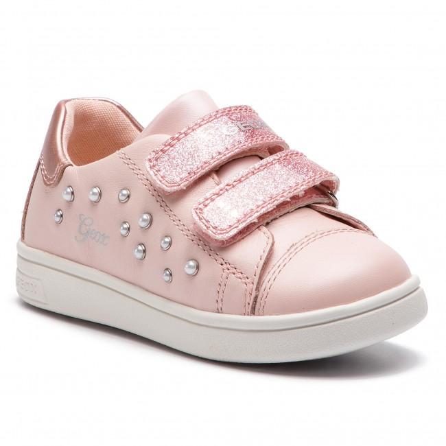 Sneakers GEOX B Djrock G. B B921WB 044AJ C0814 S WhiteLt Pink