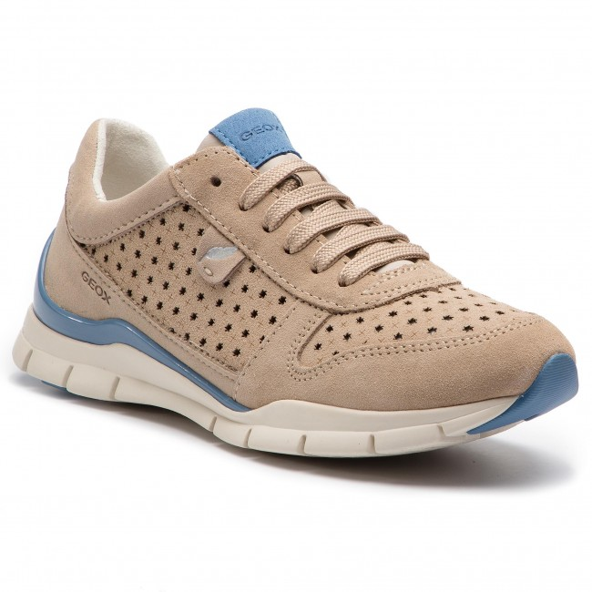 Sneakers GEOX D Sukie A D52F2A 022AU C6738 Lt Taupe