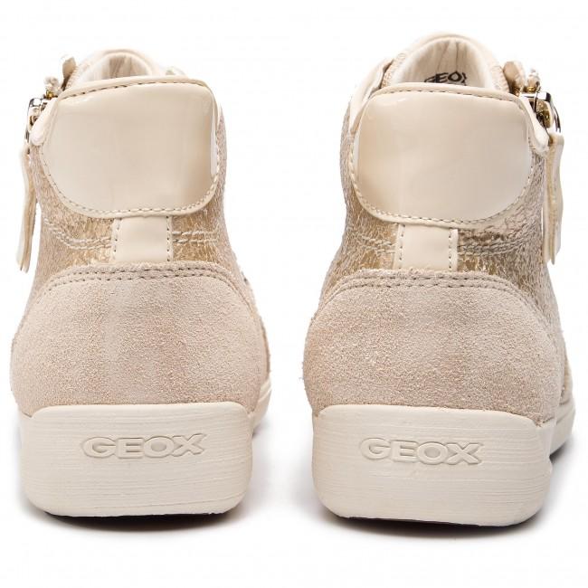 Donna Gold Geox cream Basse D C2l5k Sneakers Scarpe Myria C 0ky22 Lt D6468c EIWDbH9Ye2