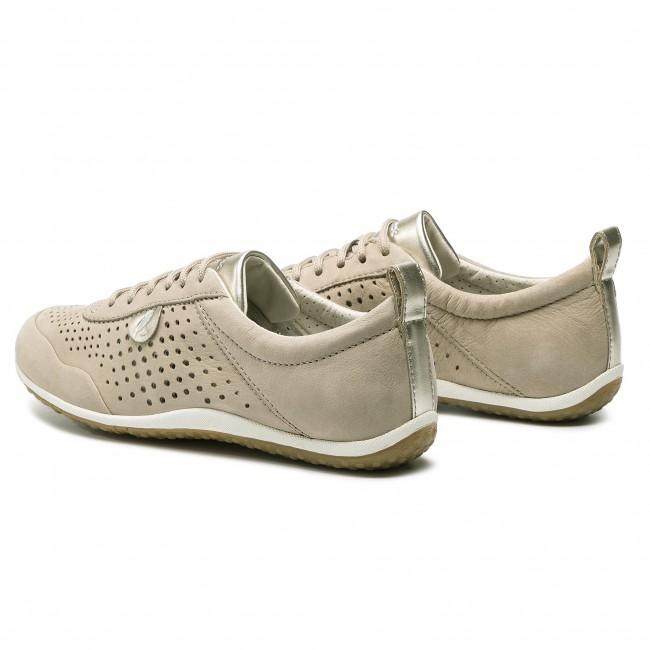 Shoes GEOX D Vega B D8209B 000LT C5000 Beige