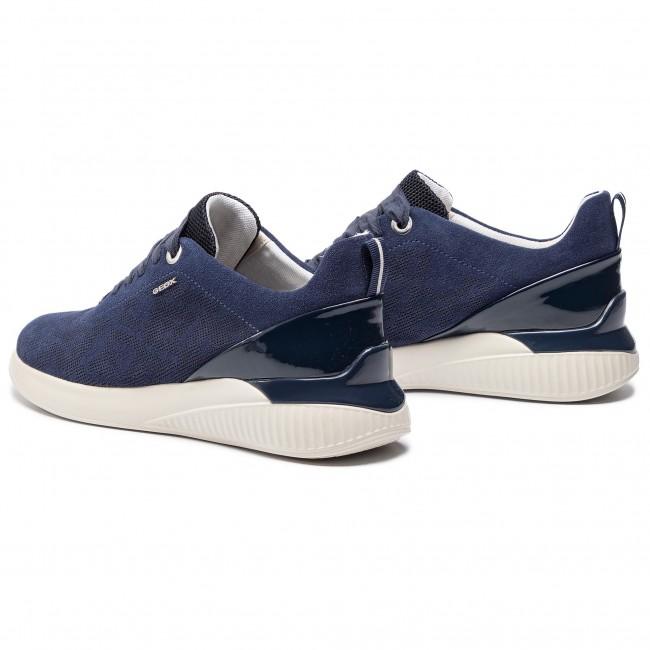 Sneakers GEOX D Theragon C D828SC 00022 C4294 BlueNavy
