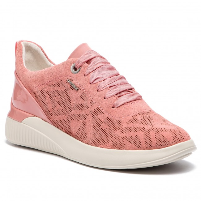 c1ef930872 Sneakers GEOX - D Theragon C D828SC 00022 C7008 Coral