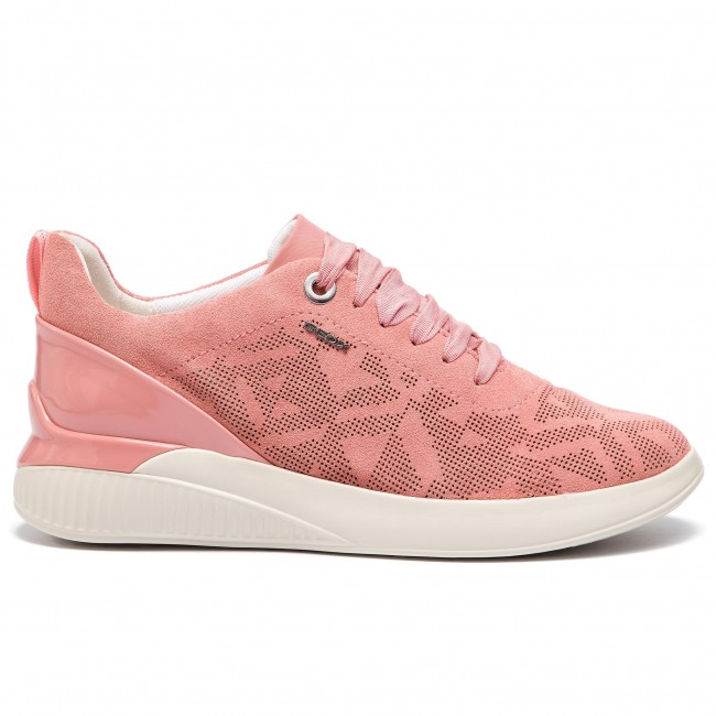 Sneakers GEOX D Theragon C D828SC 00022 C7008 Coral