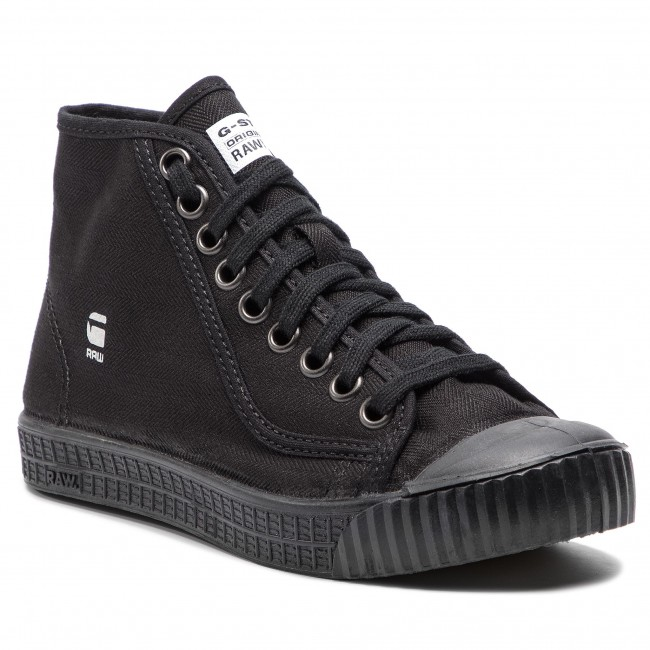 finest selection 69b10 b46e0 Scarpe da ginnastica G-STAR RAW - Rovulc Hb Mid D07670-8715-990 Black
