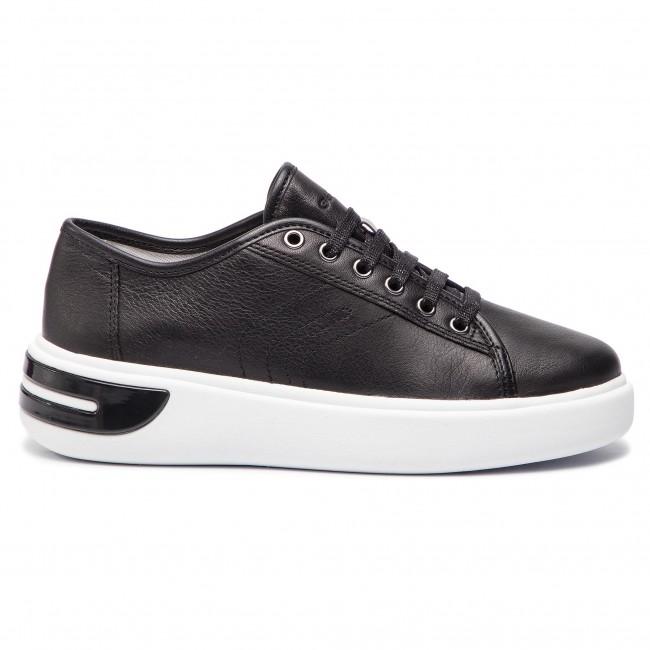 Sneakers GEOX D Ottaya A D92BYA 00085 C9999 Black