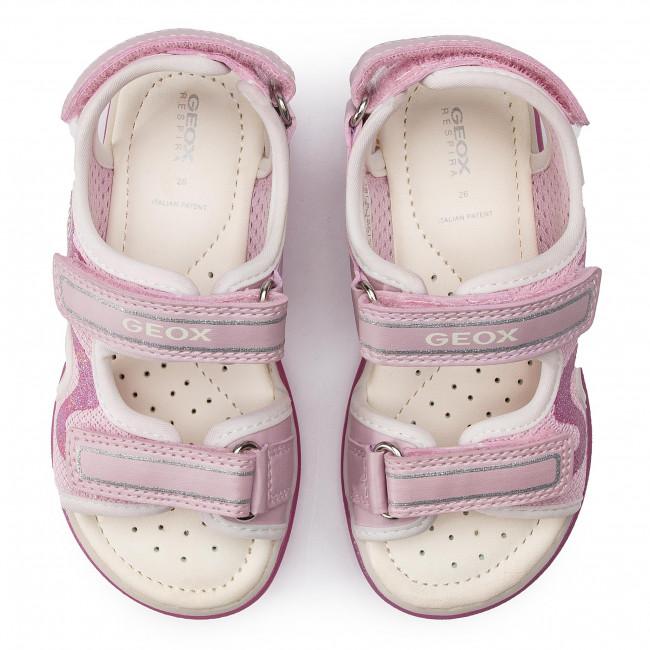 S 0asaj Geox Pink blikk Dd dk b Ciabatte E Sandali J C8208 Pink J928ub Bambina Bambino G AR534jL