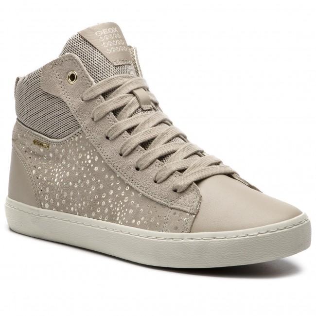 Sneakers GEOX J Kilwi G. D J92D5D 007GN C5000 D Beige