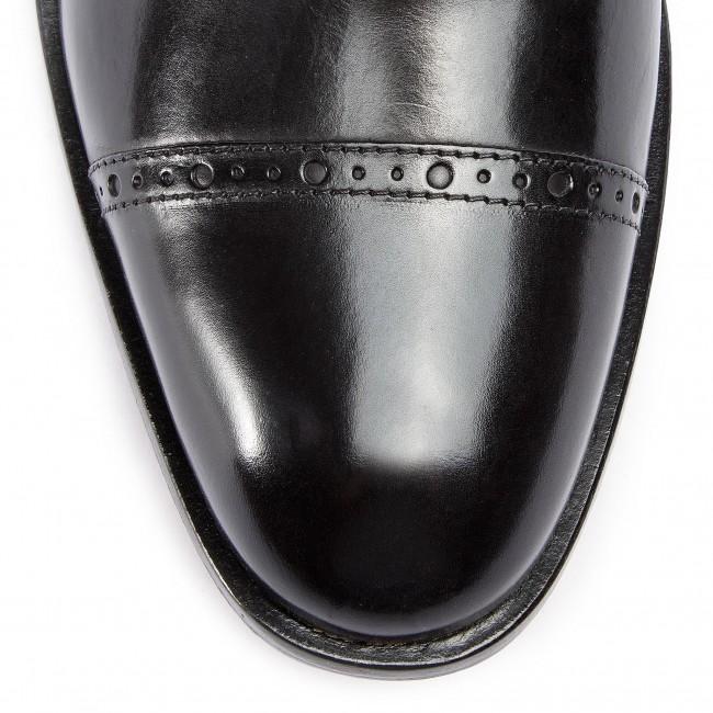 Basse Saymore Black U Scarpe Uomo Geox Eleganti U825la 00043 C9999 A 3jLqRA45