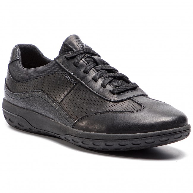 Sneakers GEOX U Mansel A U924AA 00043 C9999 Black
