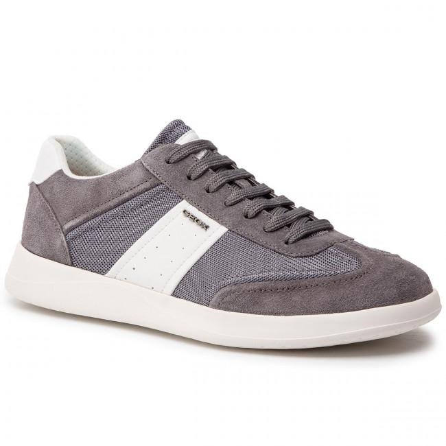 Sneakers GEOX U Kennet A U926FA 02214 C0579 GreyWhite