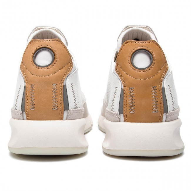 U Uomo 02243 A Sneakers Aerantis Papyrus U927fa white Geox Scarpe Basse C1s1z ZOkiPuXT