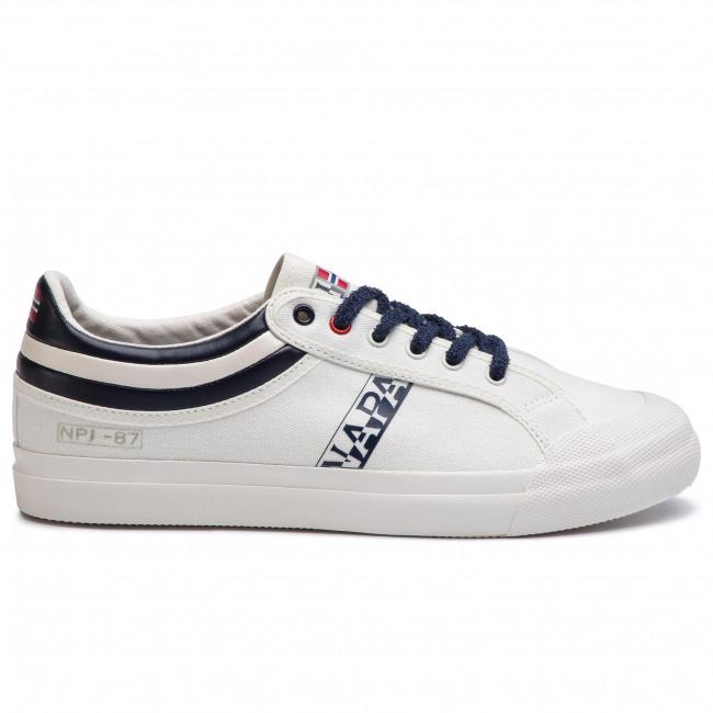 Sneakers NAPAPIJRI - Trick NA4DWR Bright White 002 - Sneakers - Scarpe basse - Uomo