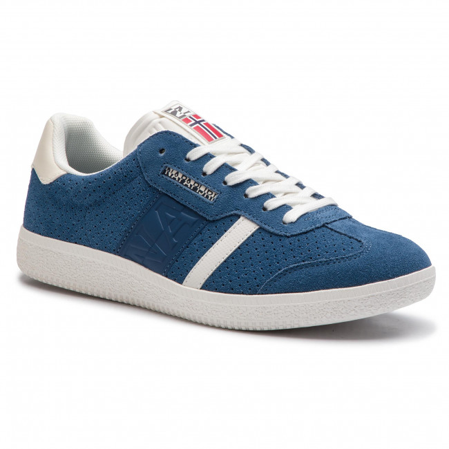 Sneakers Basse Napapijri Uomo B49 Court N0yjt1 Avio Scarpe 0wPknO