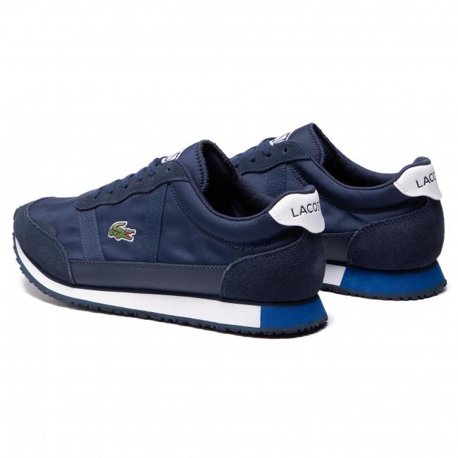 7 119 Partner Lacoste 4 Nvy Sneakers Basse Sma Uomo Scarpe 37sma0045092 wht hQrBtosxdC