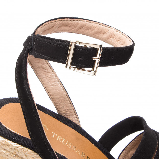 Espadrillas TRUSSARDI JEANS - 79A00363 K299 - Espadrillas - Ciabatte e sandali - Donna