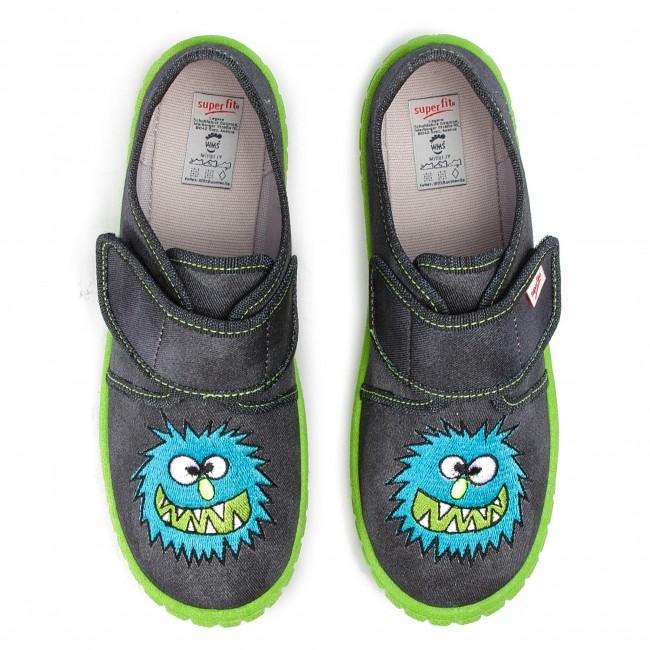 Superfit 00270 E Pantofole S Sandali Bambino 00 4 Schwarz Ciabatte WHIDYE29