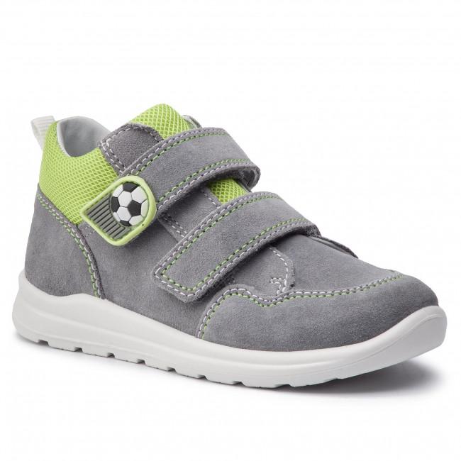 vendita a buon mercato nel Regno Unito design unico stili freschi Sneakers SUPERFIT - 4-00325-25 S Hellgrau - Scarpe basse a strappi ...