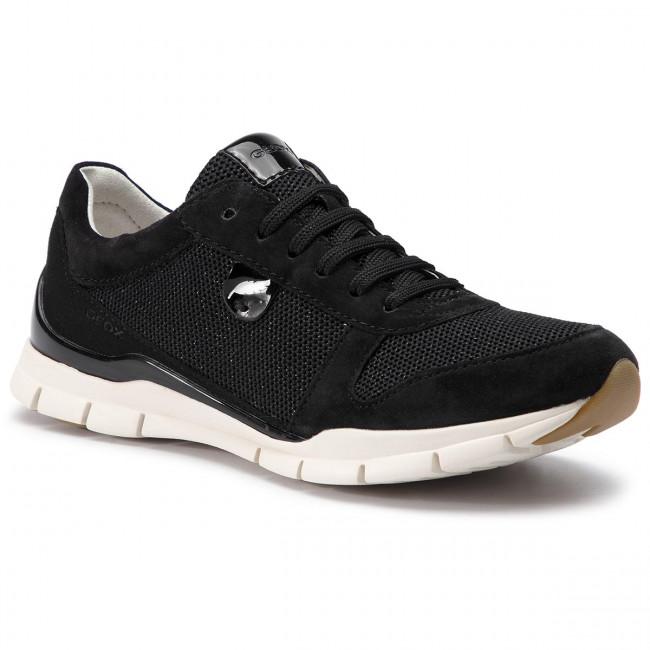8a93d4ce40 Sneakers GEOX - D Sukie A D52F2A 0EW22 C9999 Black