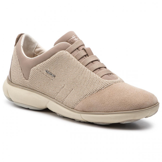 best sneakers 5d7b9 6403d Scarpe basse GEOX - D Nebula C D621EC 0EW22 C0423 Beige/Cream