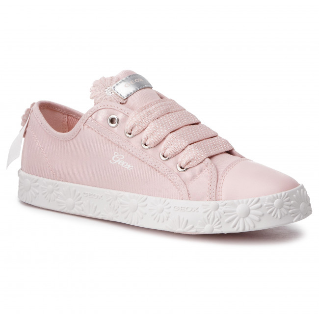 Sneakers GEOX Jr Ciak Girl K J9204K 00011 C8172 D Lt Rose