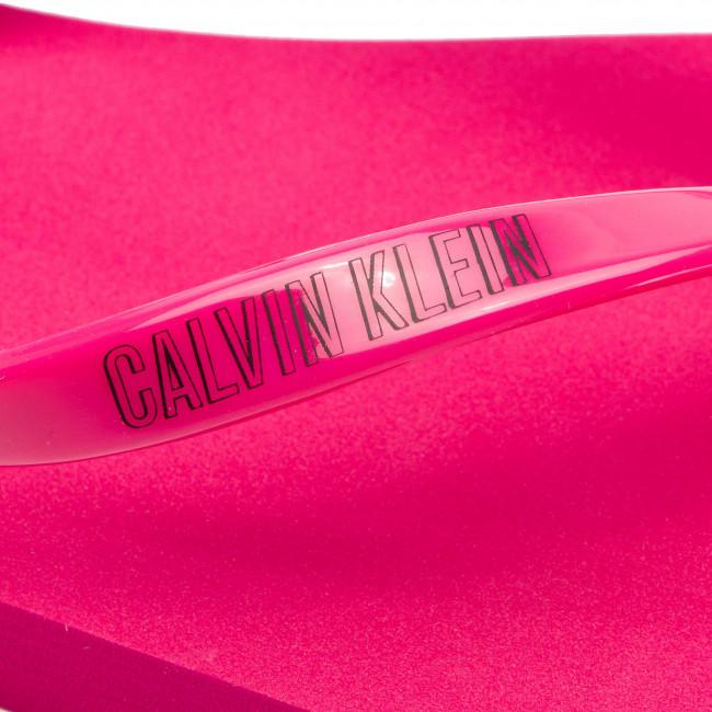 Infradito CALVIN KLEIN SWIMWEAR - Ff Sandal KW0KW00397 507 - Infradito - Ciabatte e sandali - Donna