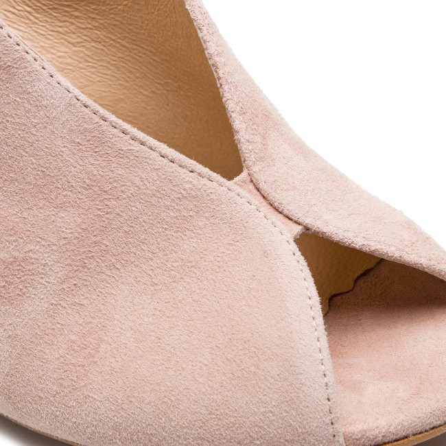 Sandali BALDOWSKI - D02520-3436-002 Zamsz Tea - Sandali eleganti - Sandali - Ciabatte e sandali - Donna